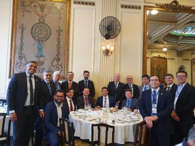 Procuradores do Estado no VII Encontro Nacional de Procuradorias Fiscais