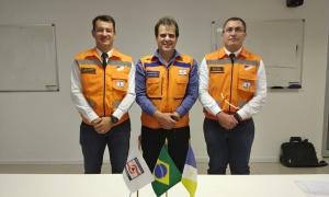Coordenadores estaduais de Proteção e Defesa Civil participam de reunião com o secretário nacional de Proteção e Defesa Civil em Brasília