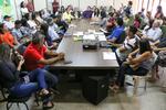 O objetivo da reunião foi pactuar o Plano Estadual de Economia Solidária