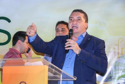 """Carlos Cavalcanti: """"Estamos prontos para ajudar na celeridade dos processos e garantir a canalização de mais recursos para o Estado"""""""