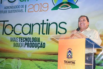 Messias Araújo: A pasta oferecerá orientações, apoio técnico e capacitação para o manejo dos equipamentos e alimentos