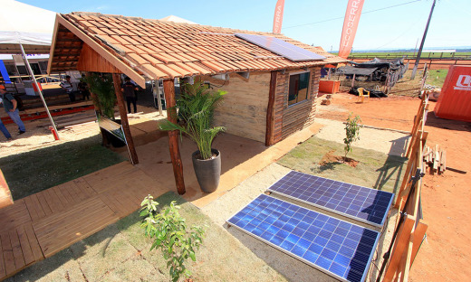 Respeito ao meio ambiente e economia são objetivos principais do projeto em exposição na Agrotins