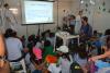 Escolinha da Adapec recebe público infantil