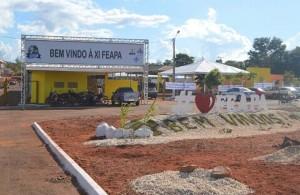 A feira acontecerá no Parque de Exposição da Agricultura Familiar Bentinho da Silva Bezerra