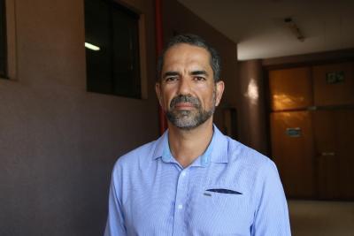 Robson Ferreira destacou que a missão é incentivar a integração