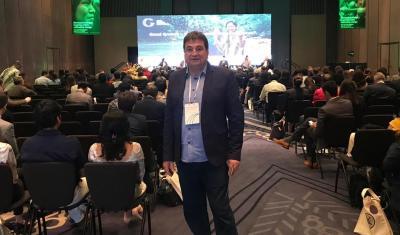César Halum no Peru em busca de informações para aumentar a produção de commodities agrícolas de forma sustentável