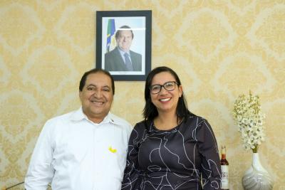 Parceria entre a Secretaria Estadual do Trabalho e o municipio de Palmeiras do Tocantins;