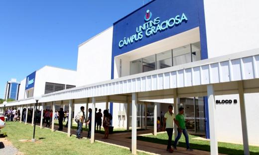 Câmpus Palmas da Universidade Estadual do Tocantins