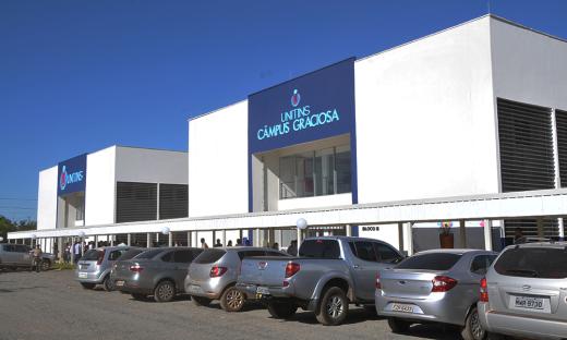 Inscrições para o vestibular da Unitins em Palmas terminam nesta quarta-feira, 15