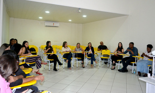 Primeiro encontro ocorreu em abril e reuniu chefes de unidades prisionais femininas do Tocantins