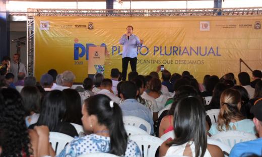 O governador Carlesse destacou que o PPA vem ao encontro do caráter municipalista da sua gestão