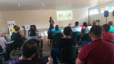 O objetivo da formação é assessorar as escolas no desenvolvimento do Projeto Político Pedagógico de 2019