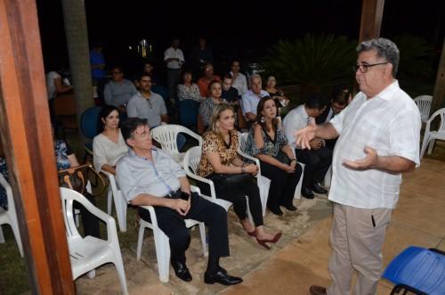 Vieira de Melo explicou que o plano museal está em andamento