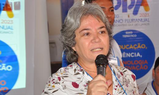"""""""Todos os municípios da região são carentes de ações na área de saúde"""", diz Alice Freire, representante de Taguatinga"""
