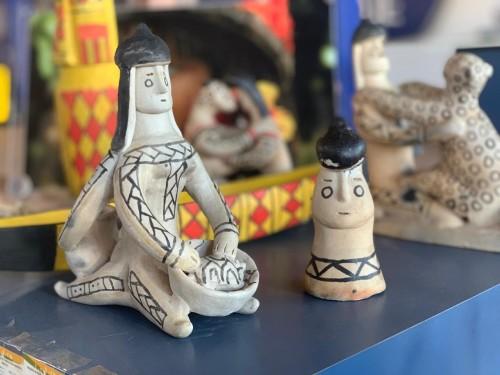 Edital prevê espaço para o artesanato indígena