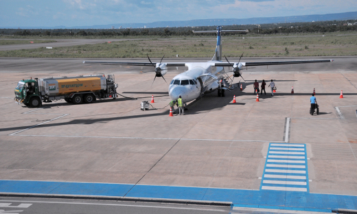 Redução do ICMS para o combustível aéreo já traz retornos positivos para o Tocantins