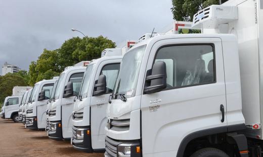 Medida Provisória que reduz ICMS para compra de caminhões fomentou a venda do mercado durante a Agrotins