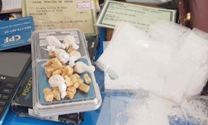 Polícia Civil indicia família envolvida com o trafico de drogas em Xambioá