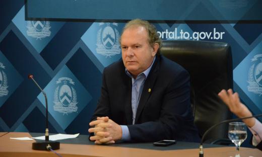 Governador Mauro Carlesse determina pagamento de R$ 500 mil, oriundos de emendas parlamentares, à Fundação Pio XIII