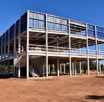 Hospital está sendo construído em Palmas e vai atender os pacientes em tratamento contra o câncer