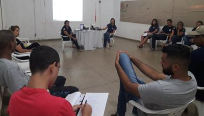 A principal proposta da revisão do projeto é alinhar as necessidades de acordo com as demandas comuns e especificidades individuais de cada unidade socioeducativa