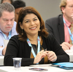 Titular da Seduc, Adriana Aguiar, participa de reunião integrada do Consed e Undime