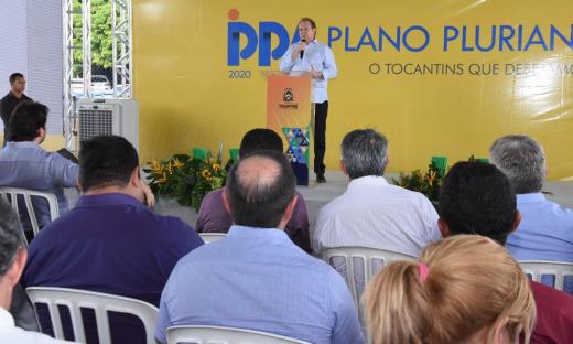Governador Carlesse participa de Consulta Pública do PPA nesta sexta, 17