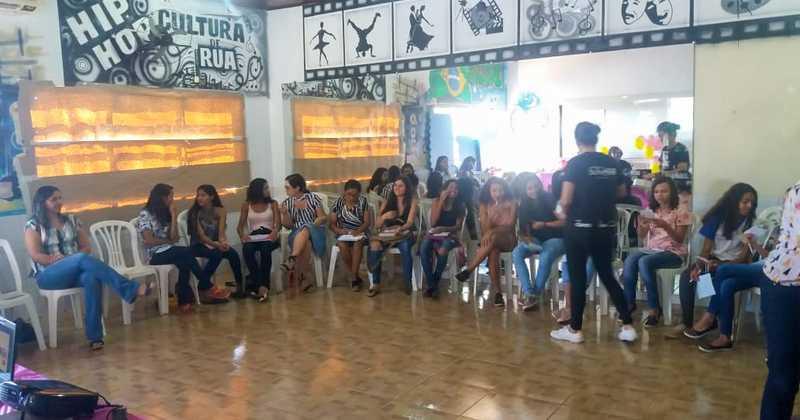 Estudantes aprendem métodos de proteção contra abusos