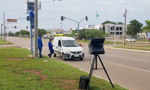 As ações de fiscalização dos radares no Tocantins obedecem a calendário pré-estabelecido pela Metrologia Estadual