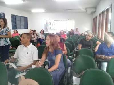 Formação sobre Educação Fiscal em Porto Nacional