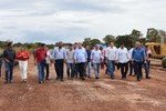 Governador Carlesse vistoriou o início das obras de recuperação da TO-110, no trecho que liga Dianópolis à região da Garganta e à Bahia
