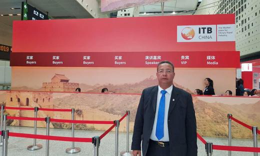 Governo do Tocantins participa da maior feira de  Turismo da China