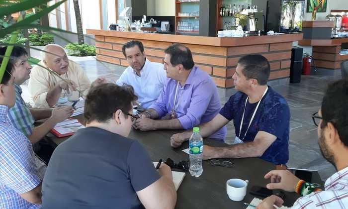A Conferência ocorreu entre os dias 13 e 17/05/19, no Peru
