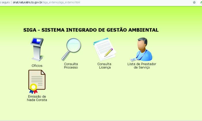 Foto 01_Tela_Sistema Integrado de Gestão Ambiental_SIGA_700x420.jpg