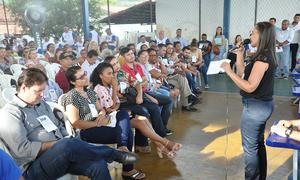 A consulta pública já foi realizada em Natividade, região sudeste do Estado
