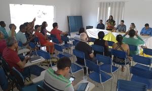 Reunião com representantes da região do Jalapão ocorreu em São Félix