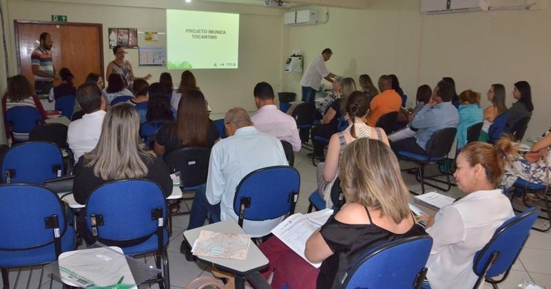 Projeto Imuniza Tocantins