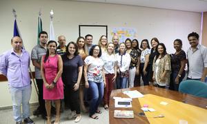 Equipe do projeto TO Ligado realiza reunião de monitoramento e planejamento
