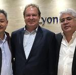 Governador Carlesse avaliou positivamente o primeiro dia de reuniões com empresários em São Paulo