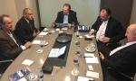 Em São Paulo, governador Carlesse prospectou investimentos em logística, energia solar e indústrias