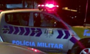 Polícia Militar prende homens por furto e ameaça