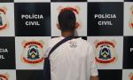 Suspeito de praticar assaltos é preso pela Polícia Civil em Palmas