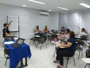FOTO 02 - Oficina habilita municípios para implantação e renovação do Protocolo do Fogo - Crédito GSDS-Naturatins.jpeg