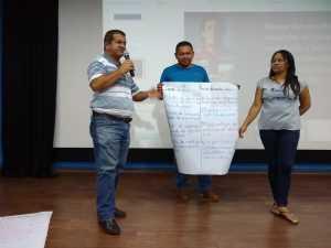 FOTO 04 a 11 - Representantes municipais participam da capacitação na nova metodologia do Protocolo do Fogo para implantação e renovação de seus processos - Crédito GSDS-Naturatins (1.jpeg