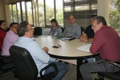 Prefeito Laurez Moreira de Gurupi apresenta áreas industriais disponíveis  ao Diretor de Desenvolvimento Estratégico, Paulo Mendonça