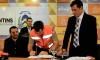 Decreto emergencial de queimadas é assinado pelo secretário Renato Jayme e pelo Coronel Reginaldo Leandro