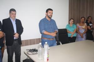 Thiago Dourado assume presidência do Ruraltins