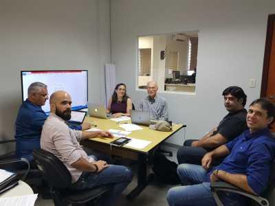 Workshop realizado pela USTDA com os gestores e técnicos da Agência de Tecnologia da Informação do Tocantins