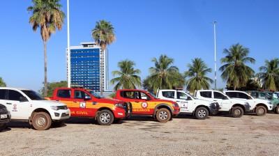 Comitê Estadual de Combate a Incêndios Florestais e Controle de Queimadas no Tocantins (Comitê do Fogo) com 32 órgãos parceiros na ação