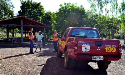 """Ação do Dia """"D"""" de Prevenção a Queimadas e Incêndios Florestais acontece para sensibilizar e levar informações sobre prevenção e uso legal do fogo"""